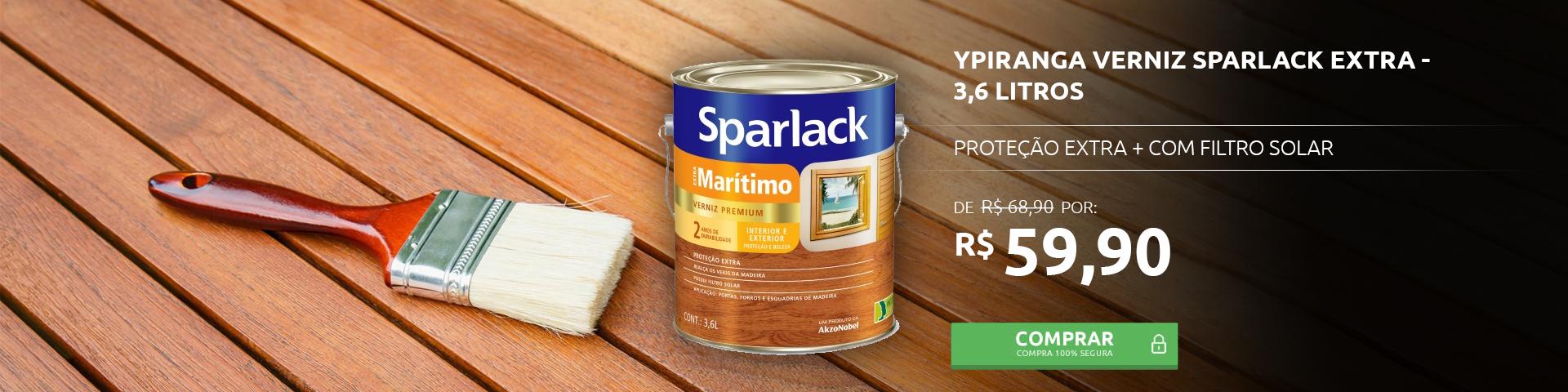 Ypiranga Verniz Sparlack Extra