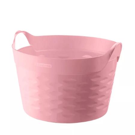 cesto-organizador-circular-rosa-30l-sanremo